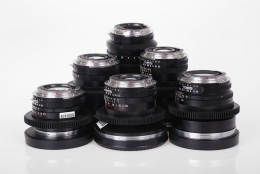 Zeiss ZF Prime Lenses