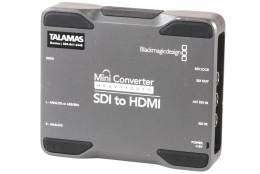 Blackmagic SDI to HDMI Mini Converter