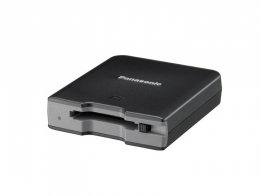 Panasonic AJ-PCD2G Single Slot P2 Card Reader