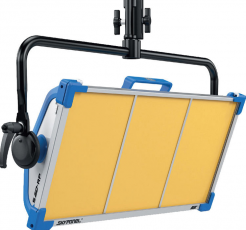ARRI SkyPanel S60-RP 5600K, Pole Op, Blue/Silver, with Bare Ends