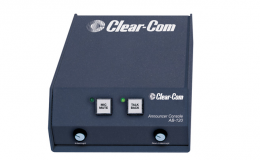 ClearCom AB-120 On-Air Announcer Console