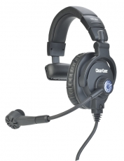 Clear-Com CC-220-X4 Double On Ear  XLR Cardioid Headset
