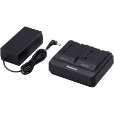 Panasonic AG-BRD50P Dual Battery Charger
