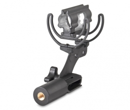 Rycote Softie Lyre Mount with CCA (Camera Clamp Adapter)