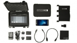 SmallHD 501 On-Camera Kit