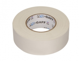 "Visual Departures Professional Gaffer Tape, 2"" x 55 Yards, White"