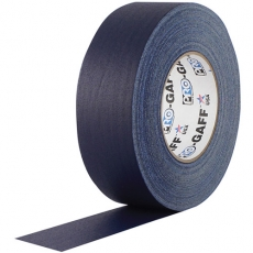 "Visual Departures Professional Gaffer Tape, 2"" x 55 Yards, Blue"