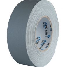 "Visual Departures Professional Gaffer Tape, 2"" x 55 Yards, Grey"