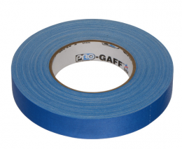 "Visual Departures Professional Gaffer Tape, 2"" x 55 Yards, Yellow"