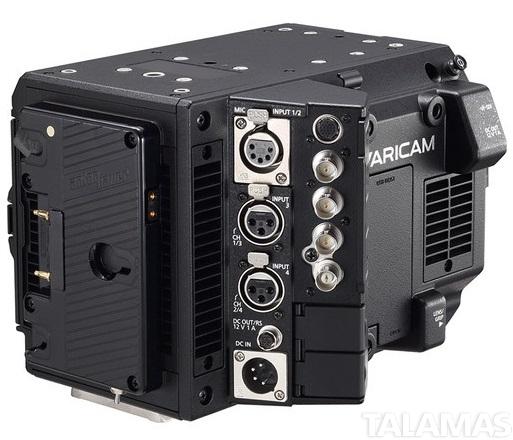 Panasonic VariCamLT-PRO Package with VariCam LT 4K Super 35 Cinema Camera