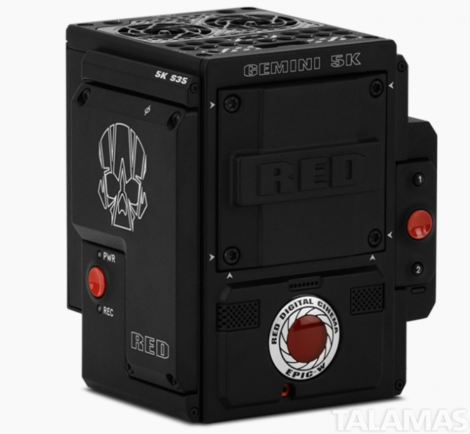RED EPIC W GEMINI 5K S35 Brain